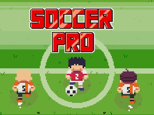 Soccer Pro online hra