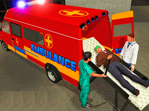 Ambulance Rescue Driver ...