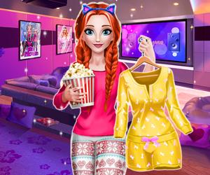 Annie Movie Night online hra
