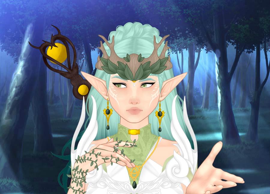 Mega Fantasy Avatar Creator