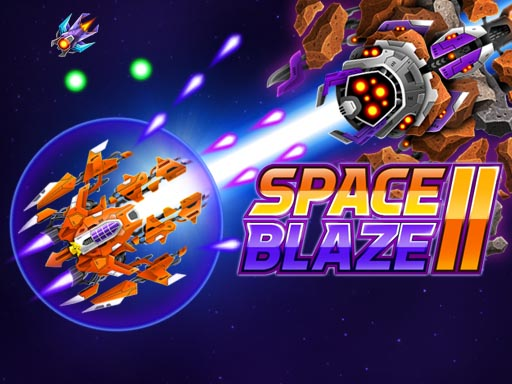 Move through hyperspace with Space Blaze 2! The successor of SPACE BLAZE, a hypercasual shoot em up game. Battle against many enemy spaceships and against epic boss battles. Defeat the bosses He2 (SUN), Se34 (MOON), H1 (HYDRO) and Li3 (STONE). Use stars you collect to unlock new your ships! After completing the initial game you unlock NIGHTMARE MODE where the universe turns darker than black and the enemies become even stronger! Good luck Space Cowboy!