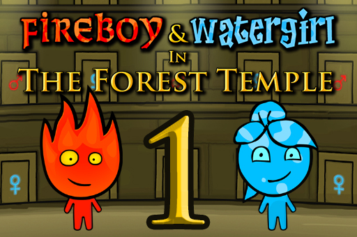 Publish Fireboy and Watergirl Forest Temple on your