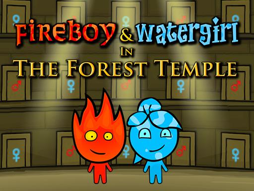 Огонь и вода | Лесной храм