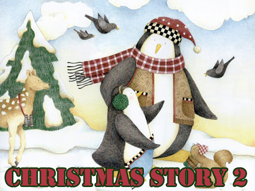 Christmas Story Puzzle 2