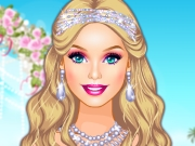 Barbie's Tropical Wedding online hra