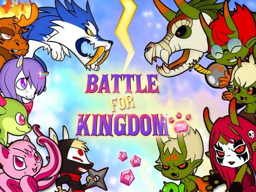 Battle For Kingdom online hra