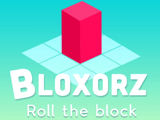 Bloxorz Roll the Block online hra