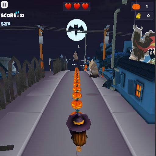 Halloween Runner