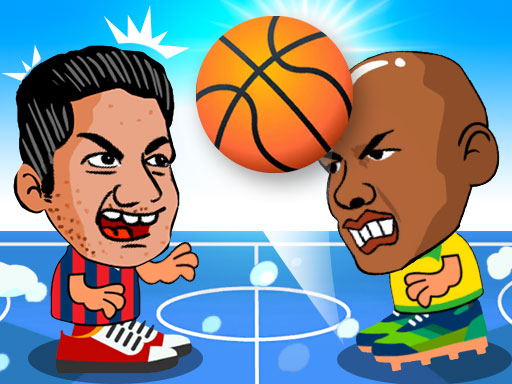 2 Player Head Basketball