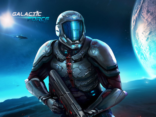 Galactic Force online hra