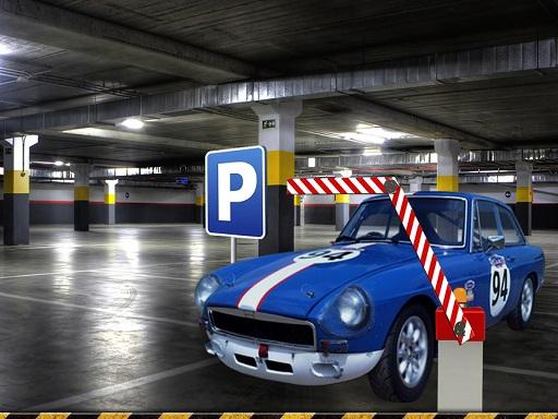 Advance Car Parking Game