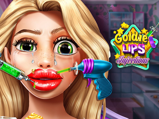 Goldie Lips Injections