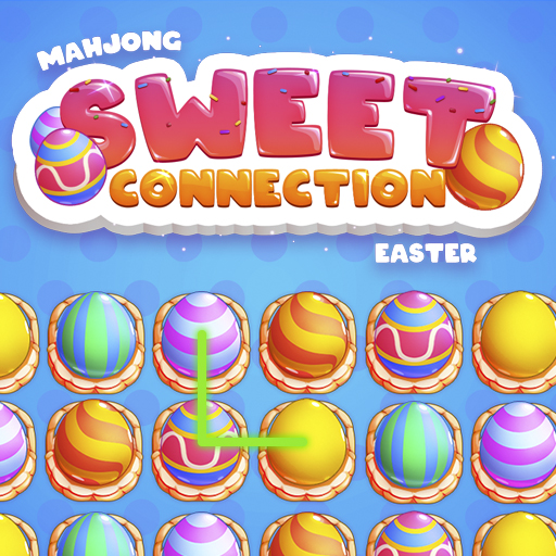 Mahjong Sweet Easter