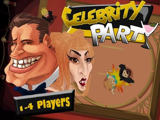Celebrity Party – Papa Jogos