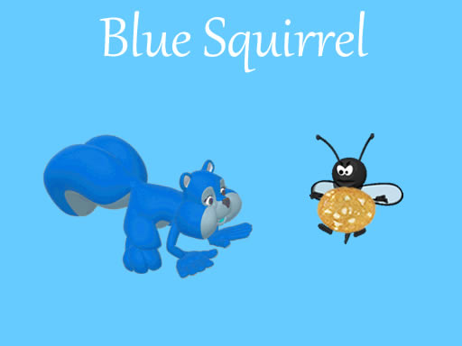Blue Squirrel