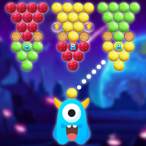 Magical Bubble Shooter