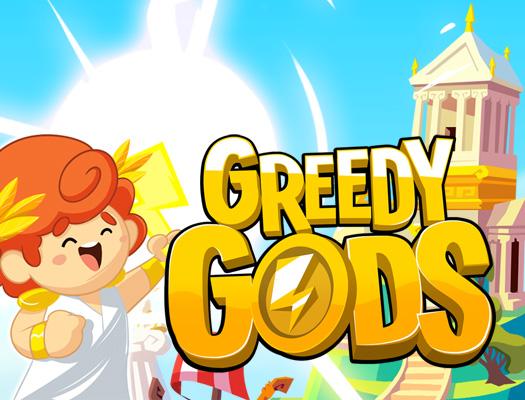 Greedy Gods game