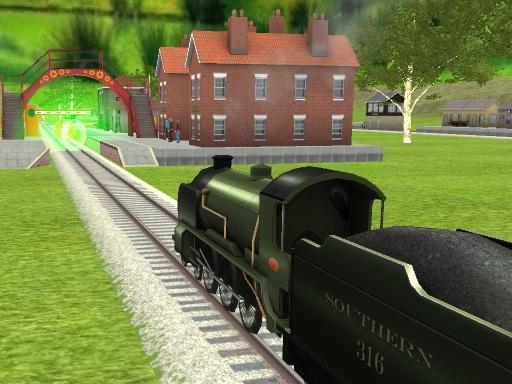 Train Simulator online hra