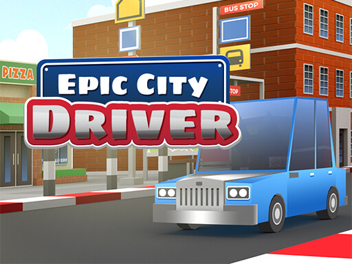 Epic City Driver online hra