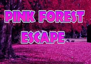 Pink Forest Escape