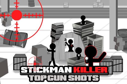 Stickman killer top coups de feu