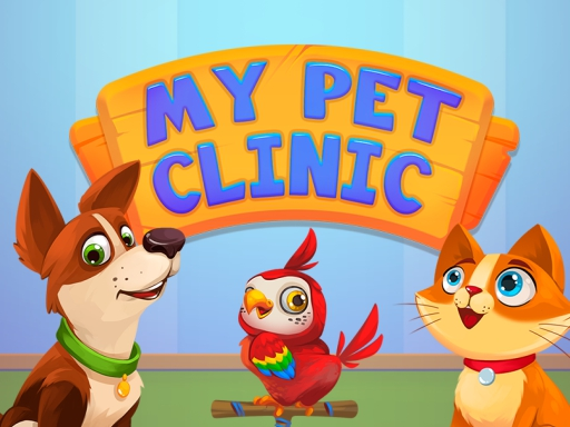 My Pet Clinic online hra