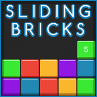 Sliding Bricks online hra
