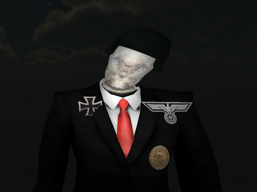 Slenderman History WWII Faceless Horror online hra