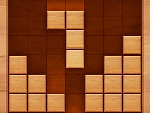 Ahşap Bloklar Bulmaca