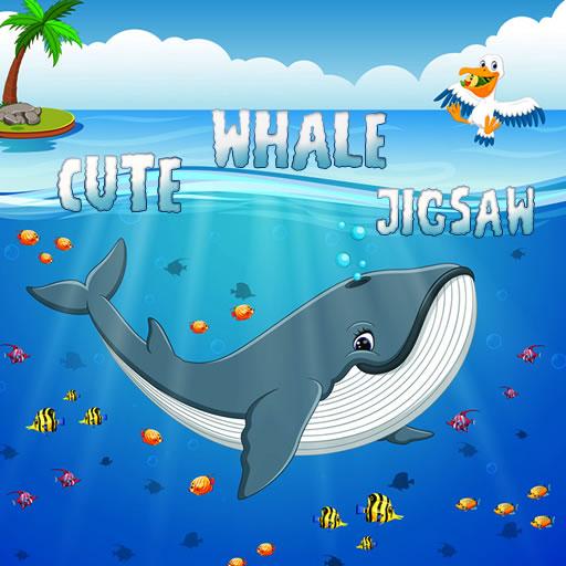 Cute Whale Jigsaw