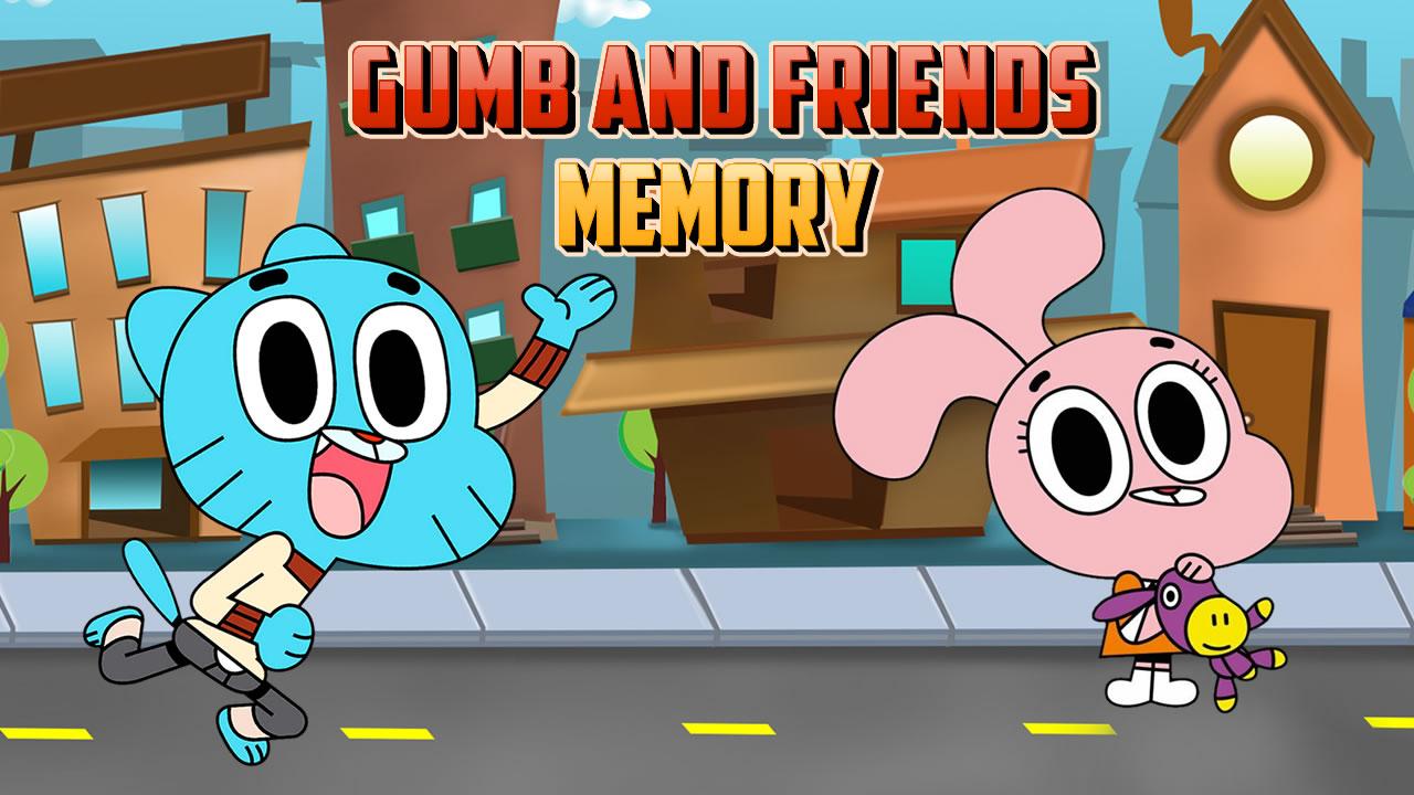 Gumball ve Arkadaşları