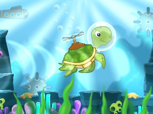 Scuba Turtle
