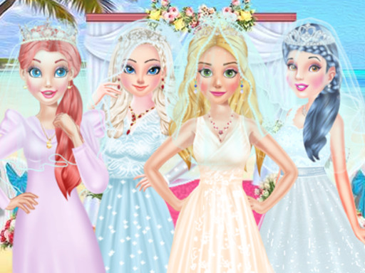 Princess Collective bruiloft