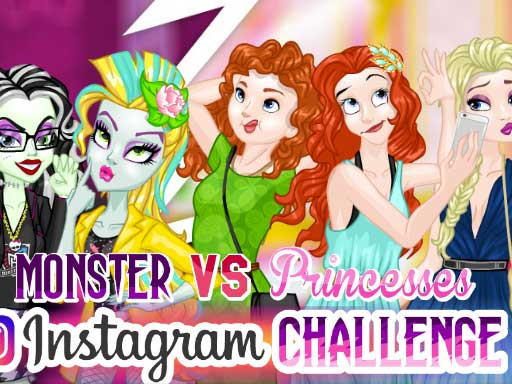 Monster Vs Princess ...