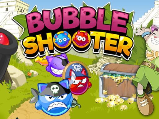 Bubble Shooter online hra