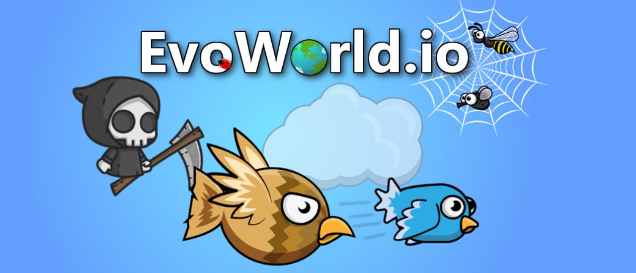 飛翔世界.io-飞翔世界.io-EvoWorld.io-飛翔世界.io (EvoWorld.io) 是一款全新的免費進化的全能生存.io遊戲!在這裡,您會像一隻蒼蠅一樣產卵!探索地圖並發展!吃點在地圖上可以找到經驗的食物!您必須與其他可以在這張大地圖上見面的玩家戰鬥!與其他.io遊戲相比,該遊戲真的是獨一無二的!在這裡,您將有很多小時的好玩!與您的敵人競爭!如果你死了,你可以旁觀他們!在這裡,您會發現許多生物群落和地面,例如空間或洞穴!進化到最後,向敵人展示誰是國王!還有排行榜系統!如果您想成為第一個,則必須獲得盡可能多的經驗值!你在等什麼?