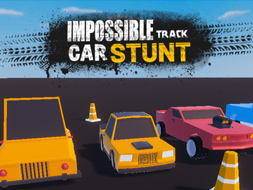 Impossible Tracks Car Stunt