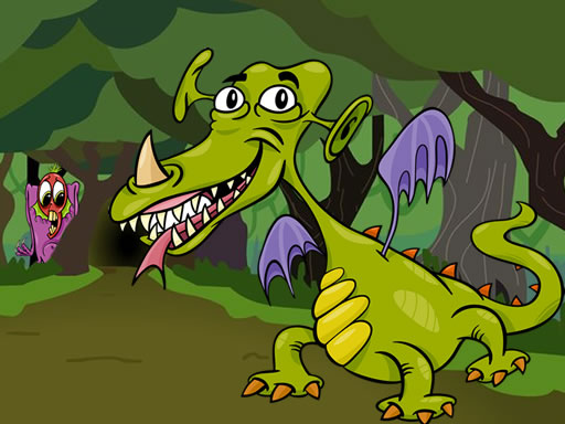 Fun Monsters Jigsaw online hra