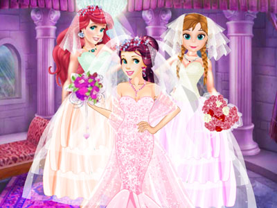 Princess Belle Dress Up online hra