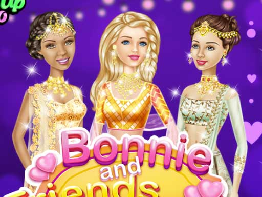Bonnie and Friends Bollywood online hra