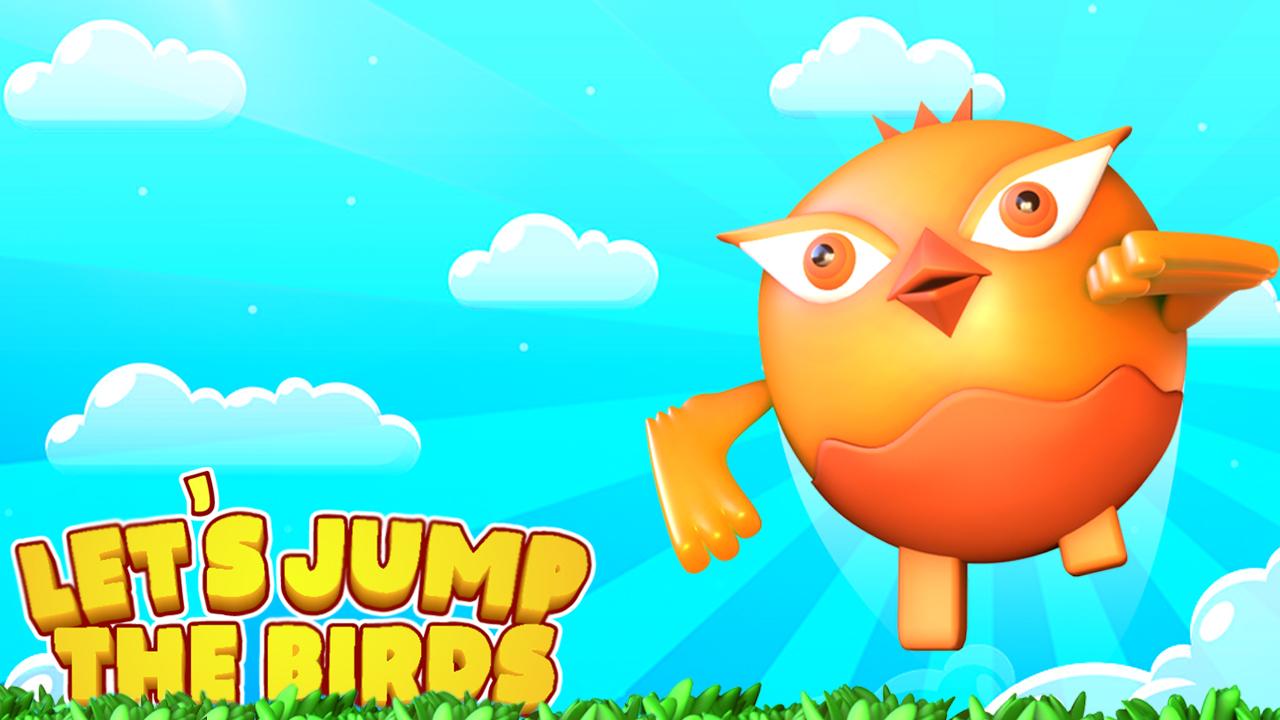 Image Jump The Birds