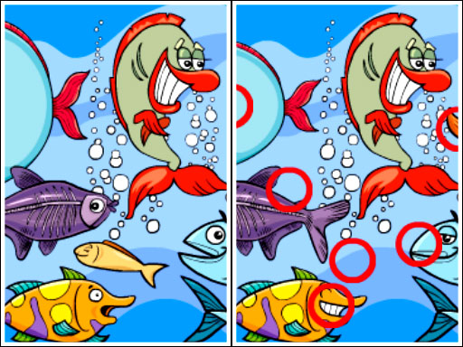 Fish Differences