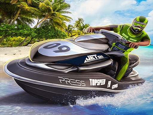 Boat Racing 3D : Jetski ...