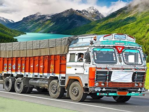 Cargo Truck Transport ...