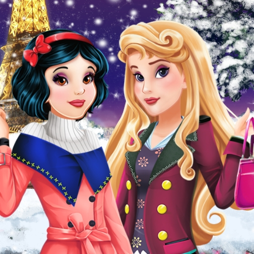 Princess Winter Fashion