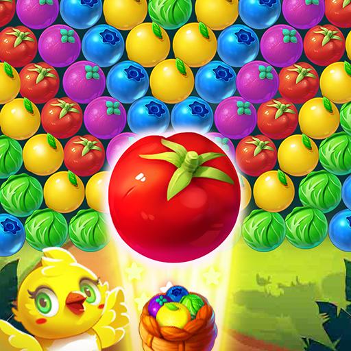 Image Fruit Bubble Shooters
