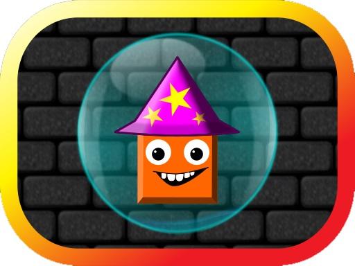 Wizard in a Bubble online hra