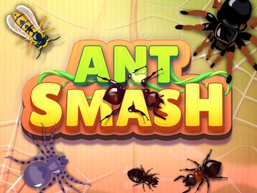 Ant Smash online hra