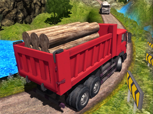 Offroad Indian Truck Hill Drive online hra