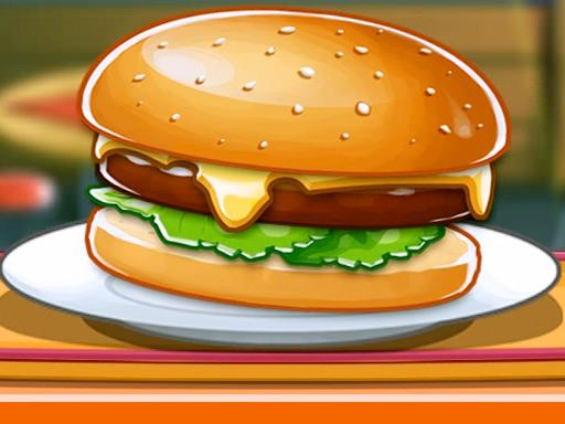 Top Burger online hra